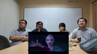 Idina Menzel, AURORA - Into the Unknown ( Frozen 2 ) Reaction | Reaksi