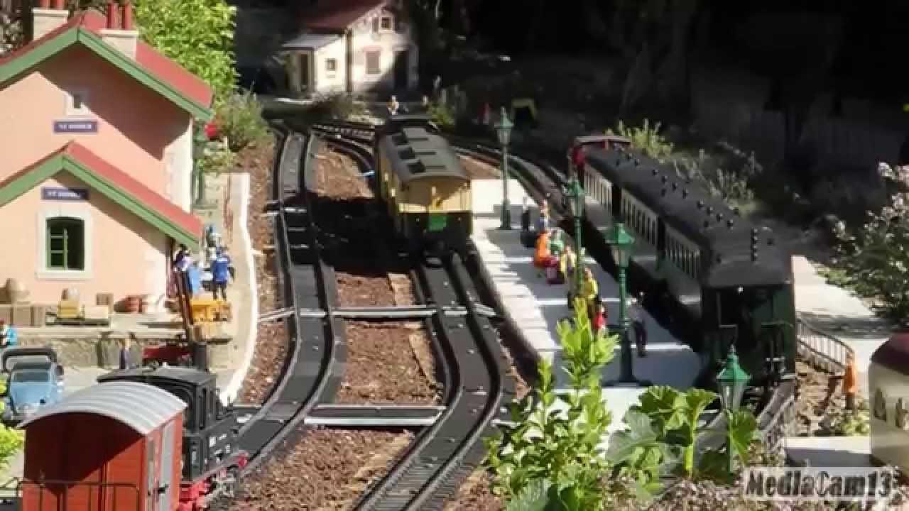 musee du train miniature vaucluse