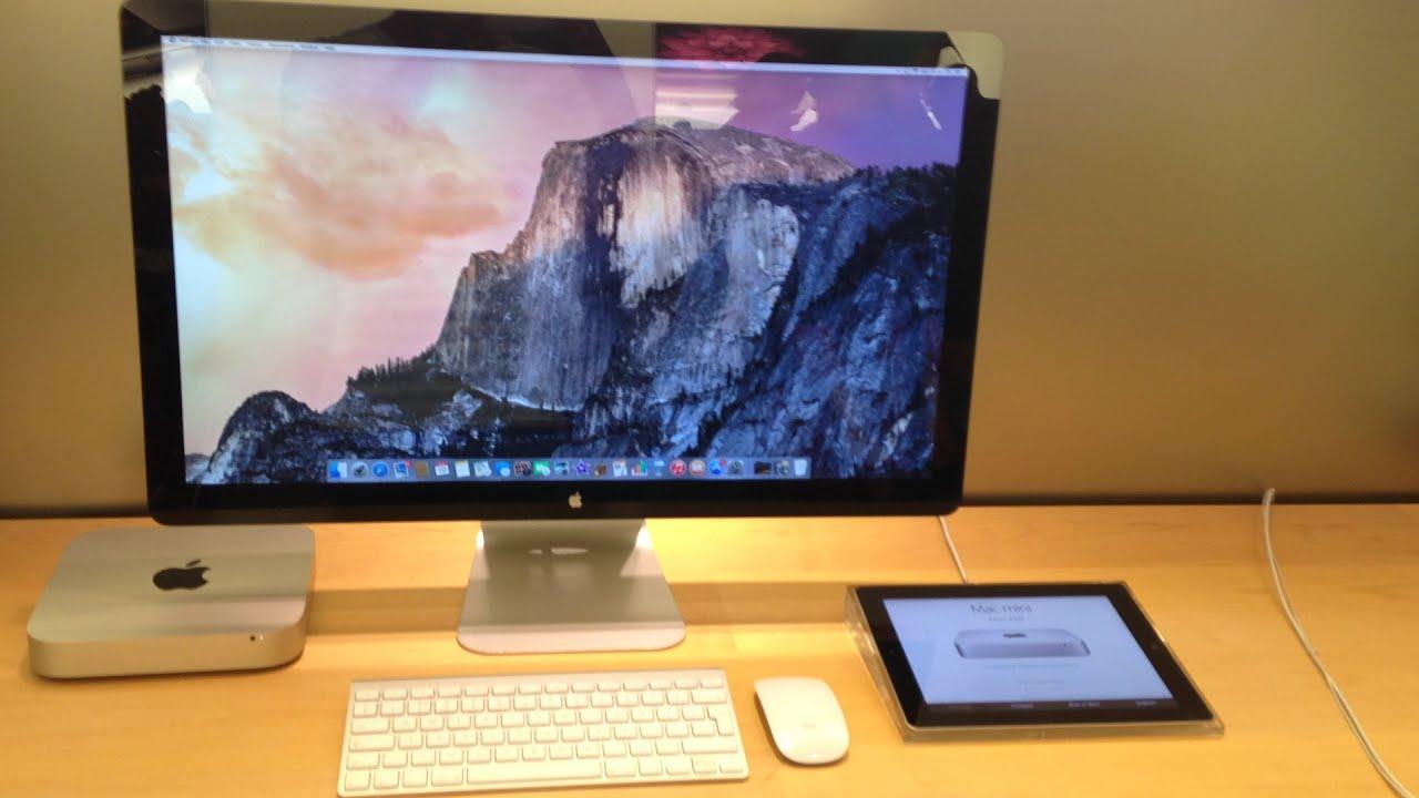 mac mini 2012 ファームウェア