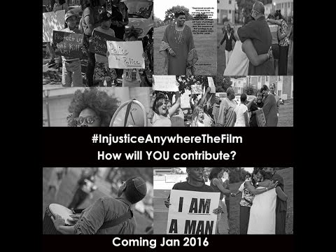 Amy Hunter  On Why More People Are Not Involved Snippet Injustice Anywhere The Film