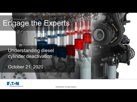 Understanding cylinder deactivation in diesel engines
