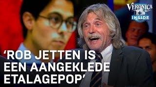 Johan: 'Rob Jetten is een aangeklede etalagepop' | VERONICA INSIDE