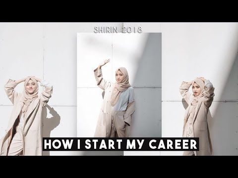 HOW I START MY CAREER I Shireeenz