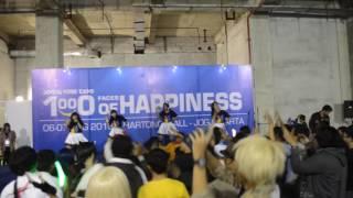 Hai.. Kami dari Momiji velvet~~ MOVE UP!!! Ini adalah video perform...