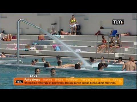 Ouverture de la piscine du rh ne youtube - Piscine du rhone ouverture ...