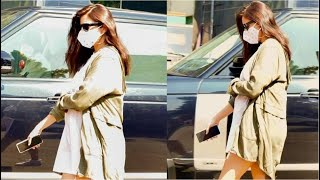 PREGNANT Anushka Sharma Looks Super-Stylish And Radiant In Her New Maternity Outfit