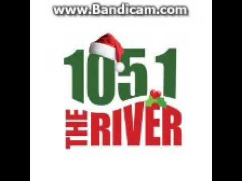 25 Days of Christmas 2016 EXTRA: WDJX 1051 The River Station ID December 6, 2016 11:00pm