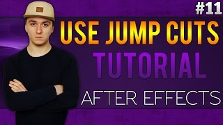 Adobe After Effects CC: How To Use Jump Cuts - Tutorial #11