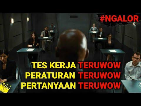 DISURUH JAWAB SOAL CPNS TAPI GAK ADA PERTANYAANNYA   #NGALOR FILM EXAM (2009)