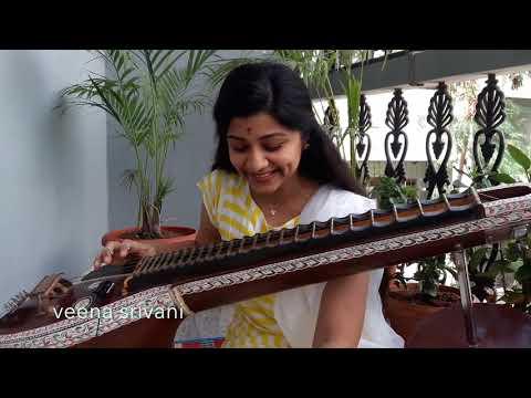 Yembuttu Irukkuthu Aasai SONG on veena by Veena Srivani