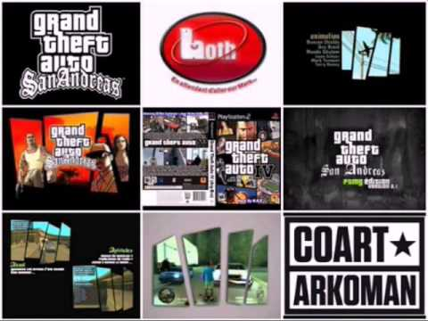 GTA San Andreas PTMG DADVSI MIX CONTEST: The Ant - Etre En R
