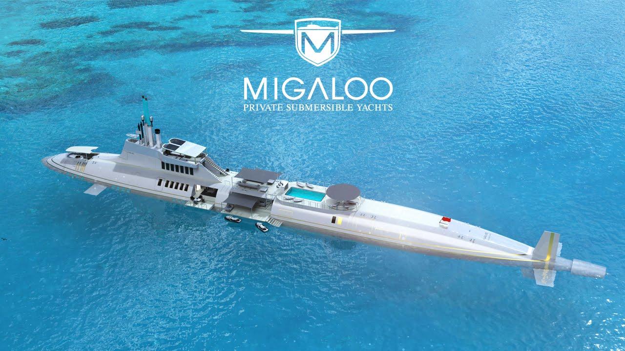 частные подводных лодок