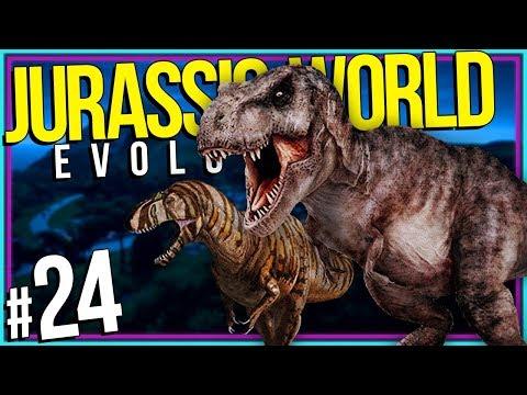Jurassic World Evolution | FIELD TESTING (#24)