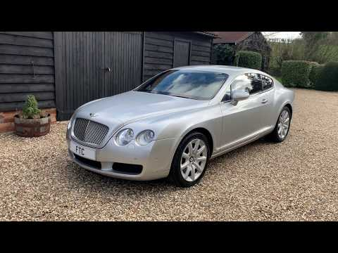 Bentley GT 6.0 W12 [550] AWD Coupe [Moonbeam with Portland] - FTC Leasing X4/2423