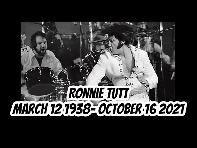 Ronnie Tutt dead: Elvis Presley's 'legendary' drummer dies aged 83