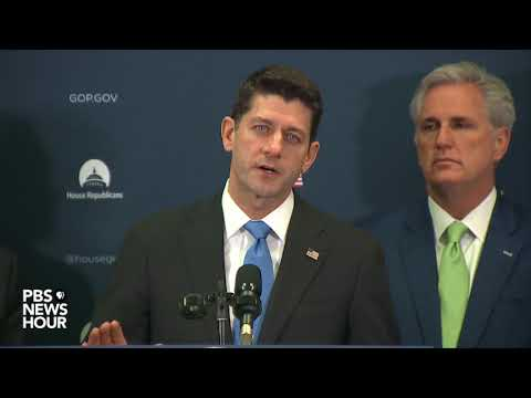 WATCH: House GOP leaders hold news conference