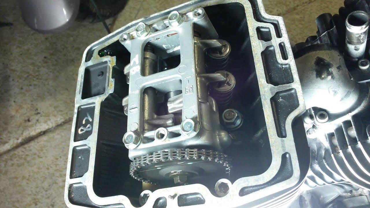 Kawasaki Vulcan Valve Adjustment