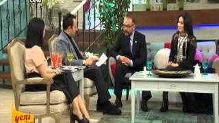 On Famous #Khakas Khaidji/Epic-teller Semen Kadyshev: Yeni Gun (New Day) Program at TRT Avaz Channel