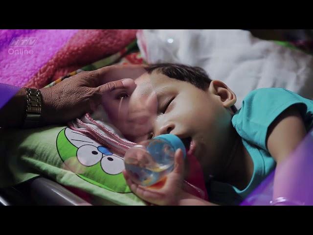 Bác cán bộ rớt nước mắt hát vì cháu bé 2 tuổi bị suy tủy | HTV HÁT MÃI ƯỚC MƠ MÙA 2 | HMUM