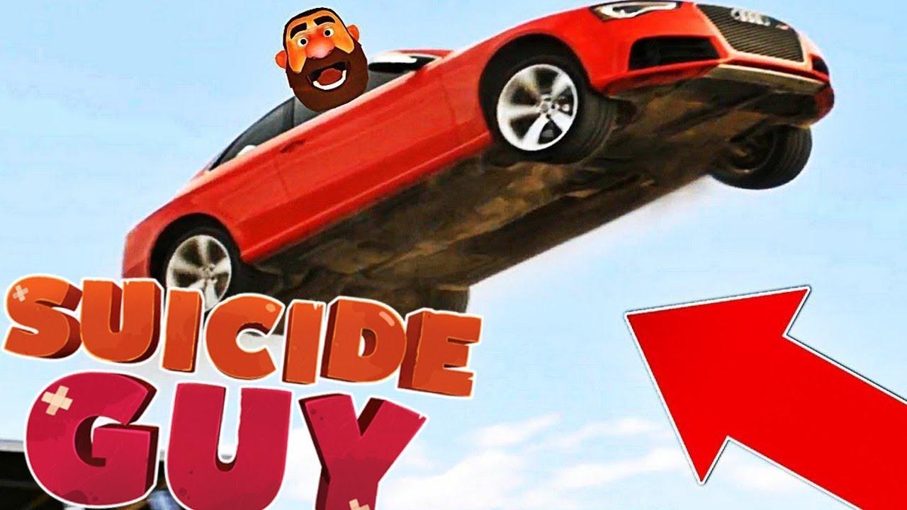 Ich habe einen AUTO UNFALL ?! | Suicide Guy | [Deutsch/German] - YouTube