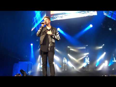 Pentatonix - Rose Gold (part) & Hallelujah Greenville, SC 11/15/2016