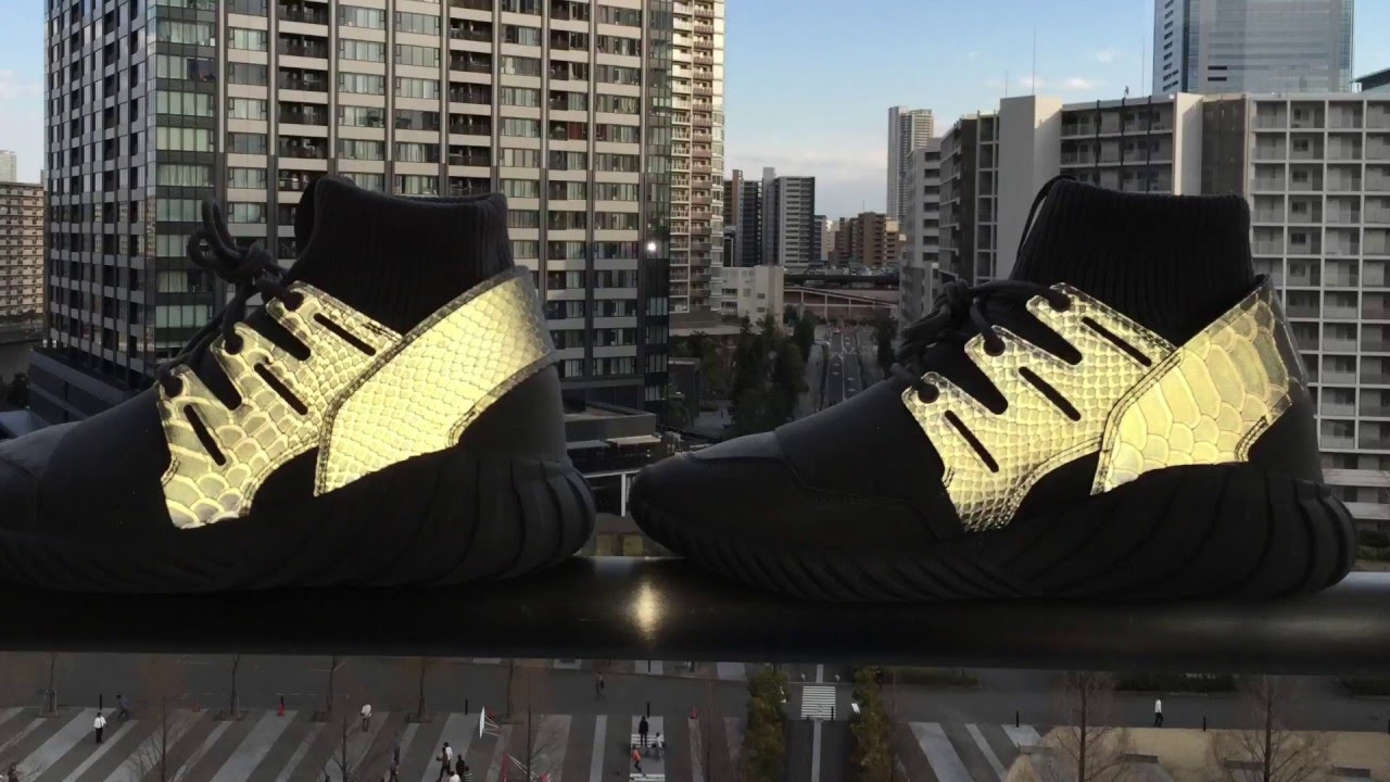 Adidas Tubular Doom Luxe Textile pack unboxing & on feet