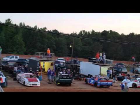 Heat race sumter speedway 4-23-16