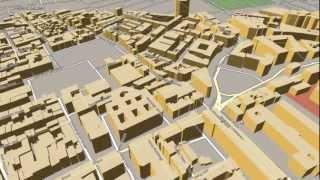NaviGenie SDK Map browser demo