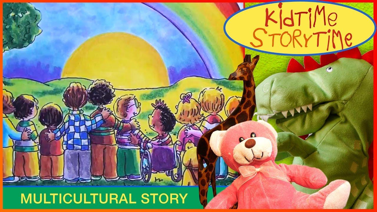 A Rainbow Of Friends Read Aloud Youtube