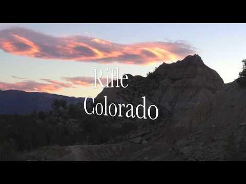 3 Days From Around Rifle Colorado 2017