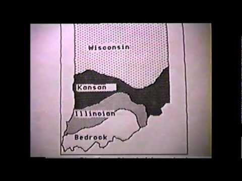 How the Ice Age Shaped Indiana