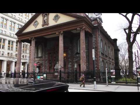 Streets of New York 2017 part II [4K]