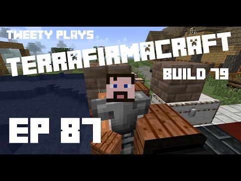 Tweety plays Terrafirmacraft ep 87 - Fire Bricks