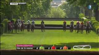 Vidéo  Quinté du 5 mai 2013-Auteuil- PRIX HAIES PRINTEMPS