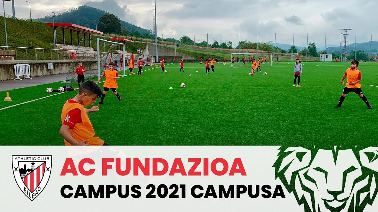 Campus Athletic Club Fundazioa 2021 I 2021eko Udako Campusa