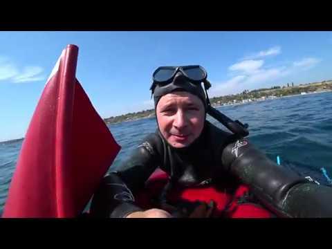 """тест ласт со строем """"С"""" и """"J"""" от греческого производителя XT Diving Pro"""