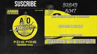 Ping Pong Vs Destiny - ( S3B4S B34T & JARDEX Mashup ) [ Halloween Special ]