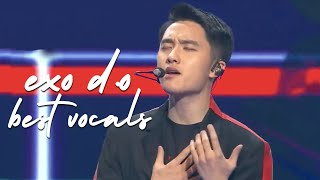 EXO D.O'S BEST VOCALS