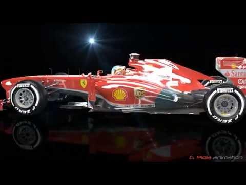 Ferrari's foot-operated DRS