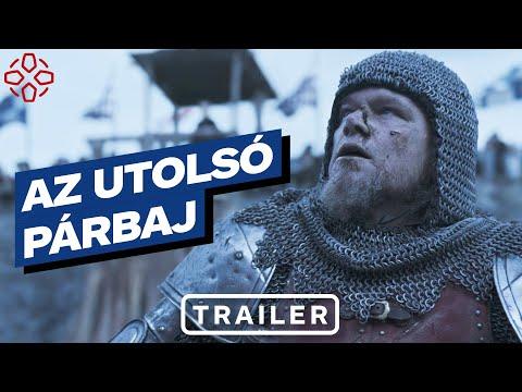 youtube filmek - Az utolsó párbaj - magyar előzetes #1
