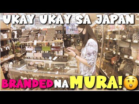 UKAY UKAY SA JAPAN   SECOND HAND LUXURY DESIGNER ITEMS + MANY MORE! MURANG BRANDED ITEMS SA JAPAN
