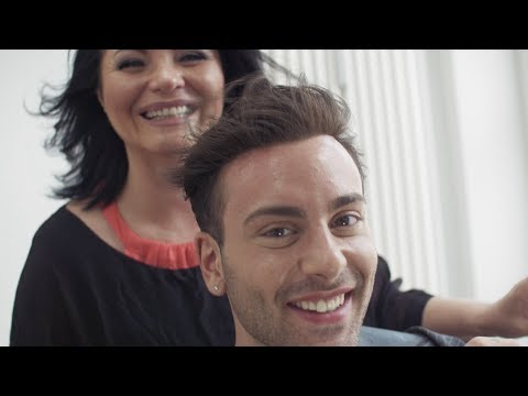 Men's Hairstyles 2017 mit Haarsystem | Modern Hairloss Solution | Before and After