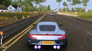 Forza Horizon 4 - Aston Martin One-77 2010 - Open World Free Roam Gameplay (HD) [1080p60FPS]