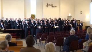 Verrassingoptreden de Lofzang - vierhandig pianospel