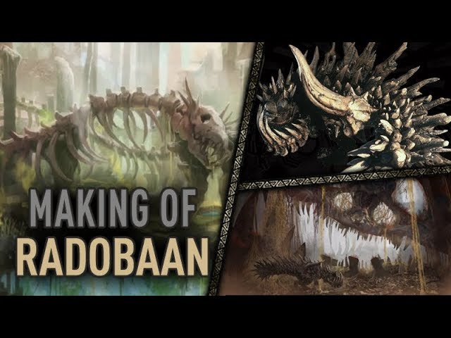 Making Of #8 - RADOBAAN