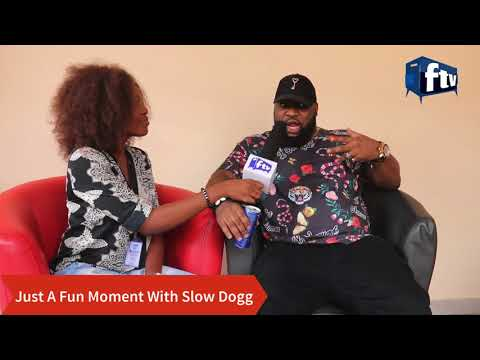 DOES SLOW DOGG HAVE A BABY MAMA?
