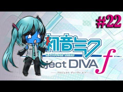 Hatsune Miku Project Diva F (Part 22: Nyanyanyanyanyanyanya!) The *Original* Nyan Cat...
