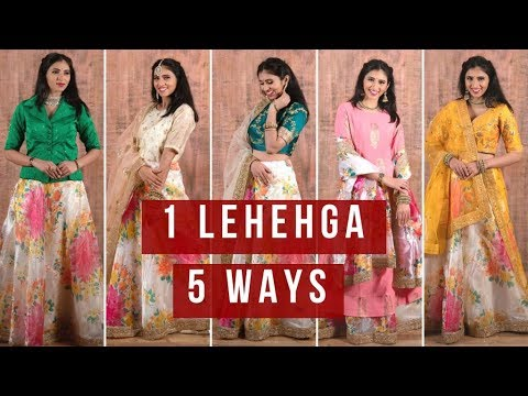 1-lehenga-in-5-ways-|-lookbook-wedding-guest-|-shaadi-outfits