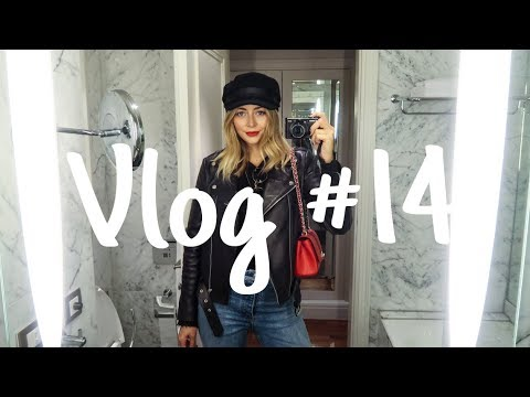 Vlog #14 | 48 Hours In Paris, What I Wore & A Chanel Purchase