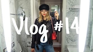 vlog 14   48 hours in paris what i wore a chanel purchase